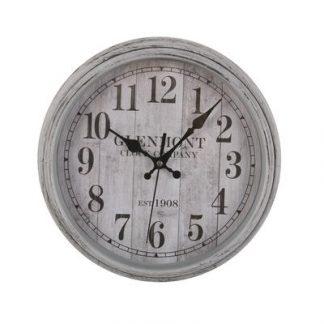 190-98733 zidni sat okrugli 28cm