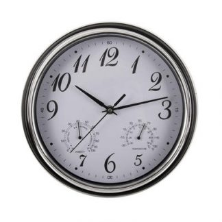 190-98735 zidni sat okrugli 28cm