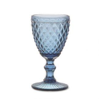 599-55393 čaše plave 6 kom 210m